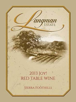 2013 JOY!  Bordeaux Blend