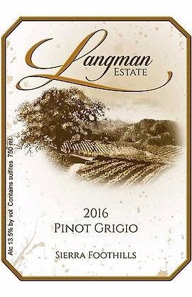 2016 Pinot Grigio