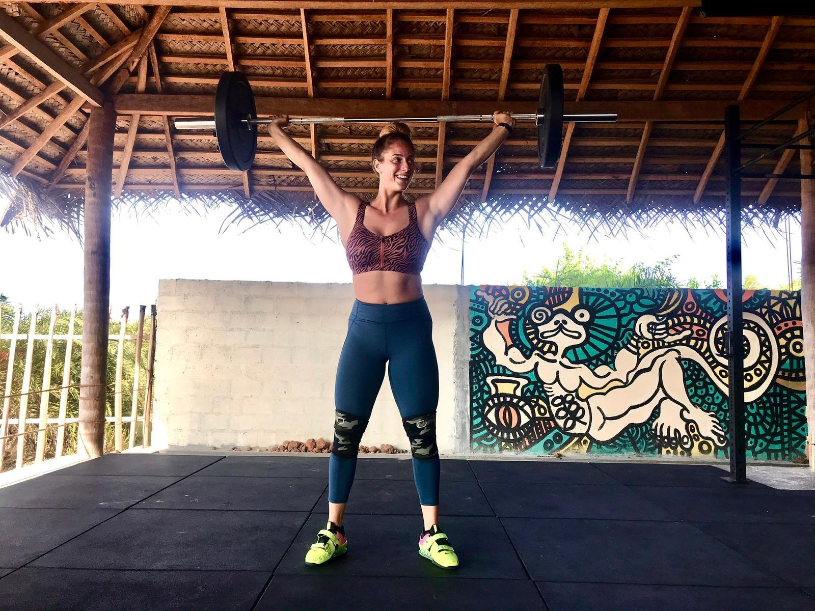 AMAZON Olympiclifting