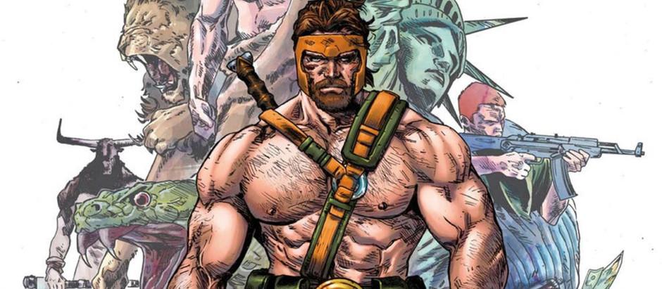 Superhero Mentality: Hercules