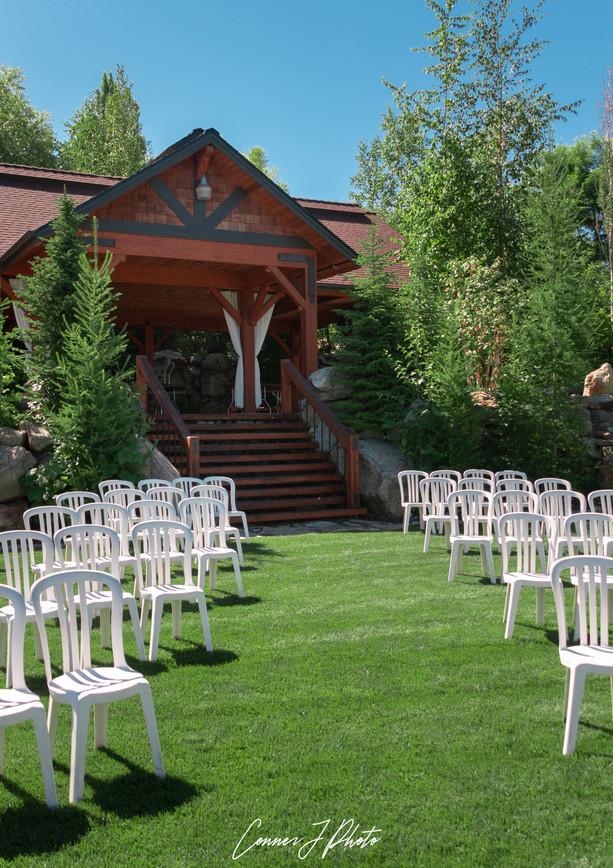 The Ridge at Greenbluff Ceremony Lawn