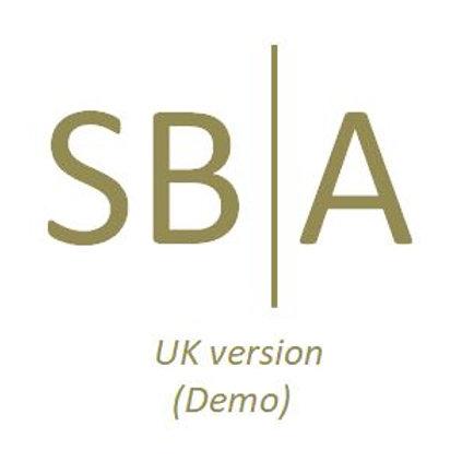 Small Biz Accounting System (UK demo)