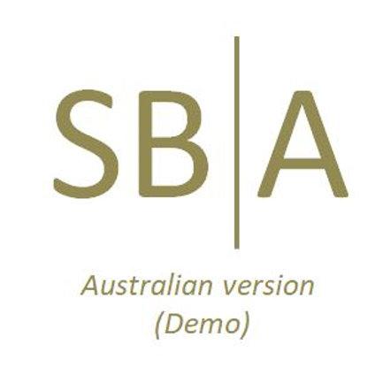 Small Biz Accounting System (AUS demo)