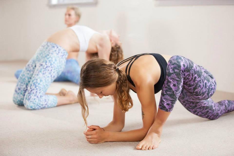 Group Yoga Session (1 hour)