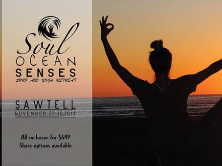 2014 Soul Ocean Senses Retreat