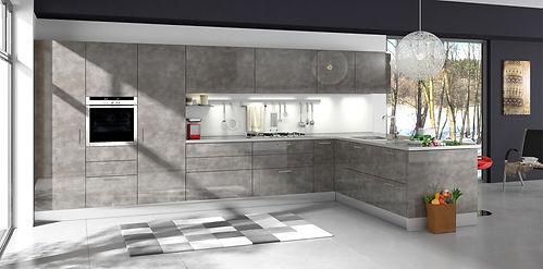 natural-cement-rta-modern-kitchen-cabine