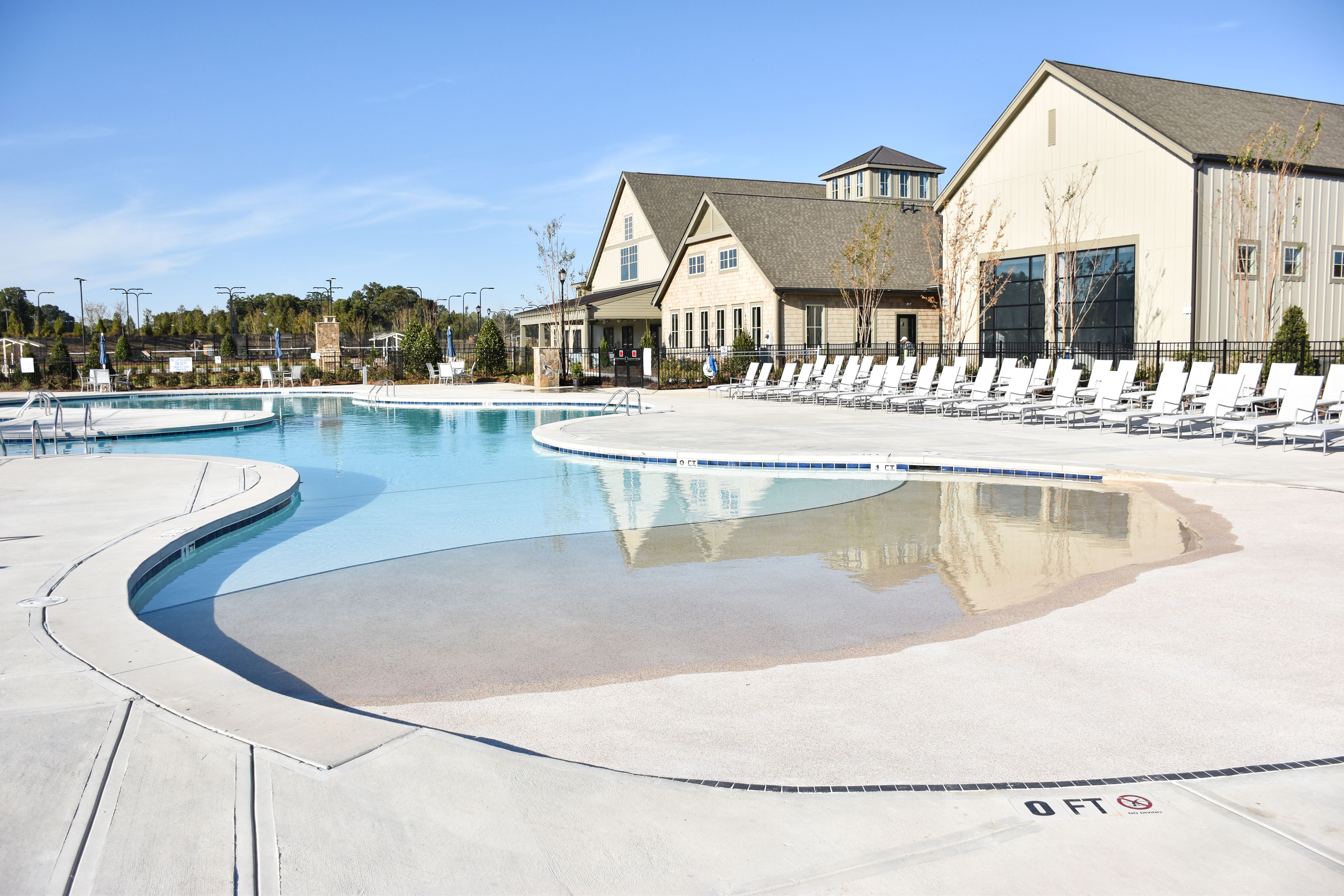 Commercial Pool Spa Conner Construction Corp Cornelius Nc