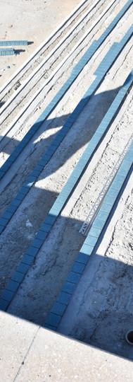 Pool Tile Entry