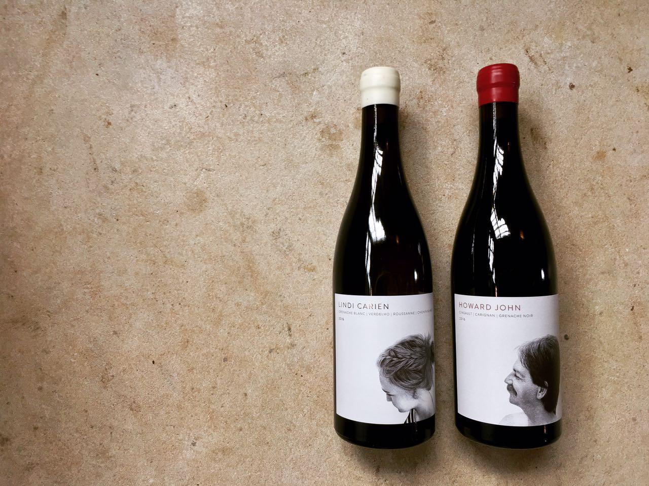 Lourens Family Wines Label Design