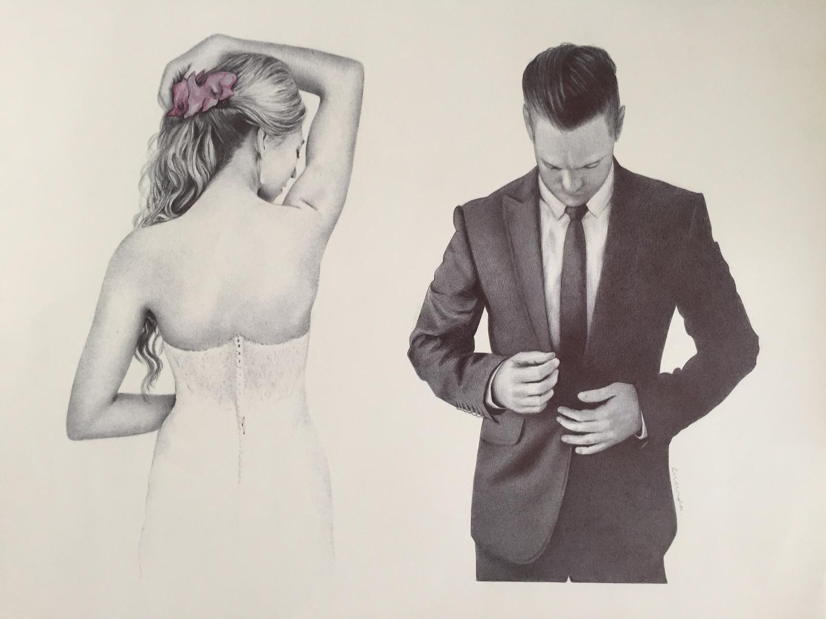 Bridal Couple Commission