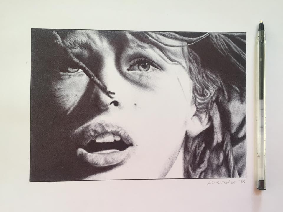 Commission - Leeloo Fifth Element
