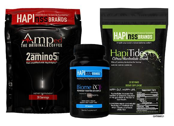 Gut Health Triad Bundle
