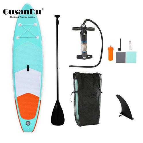Wakeboard Inflatable Stand Up Sup Paddle Board, Professional for Men or Women