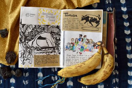 Banana Camp et Tourada
