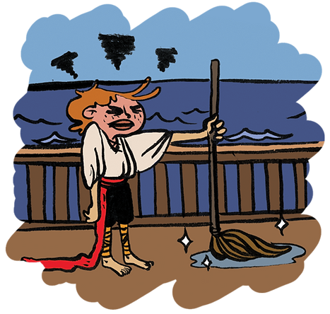 webserie archipel bd pirate