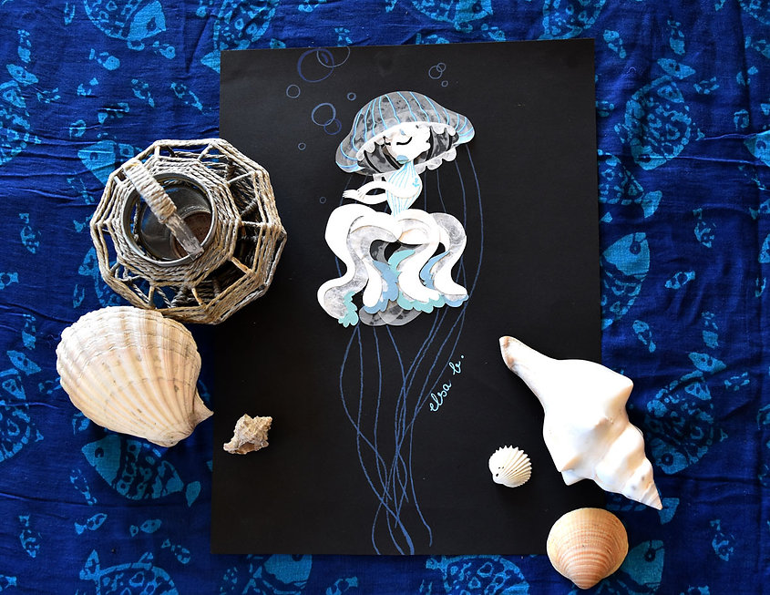 Méduse de la Marine