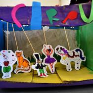Marionettes cirque