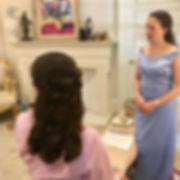 wedding hairstyle Bride