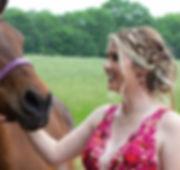 prom hair, dutch braid, horse