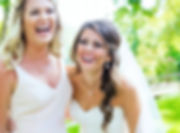 Wedding hair, highights,