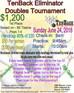 TenBack Eliminator Doubles Tournament
