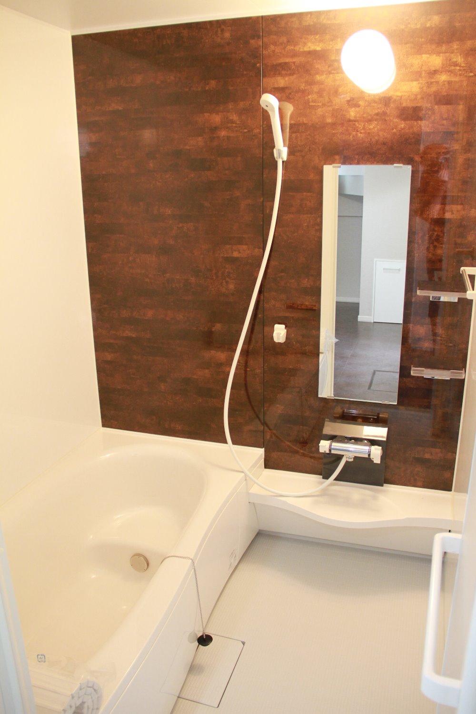 半身浴可能1坪風呂 2-0-2