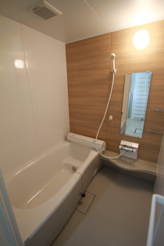 半身浴可能1坪風呂 2-0-1