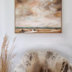 Landscape 61cm x 61 cm