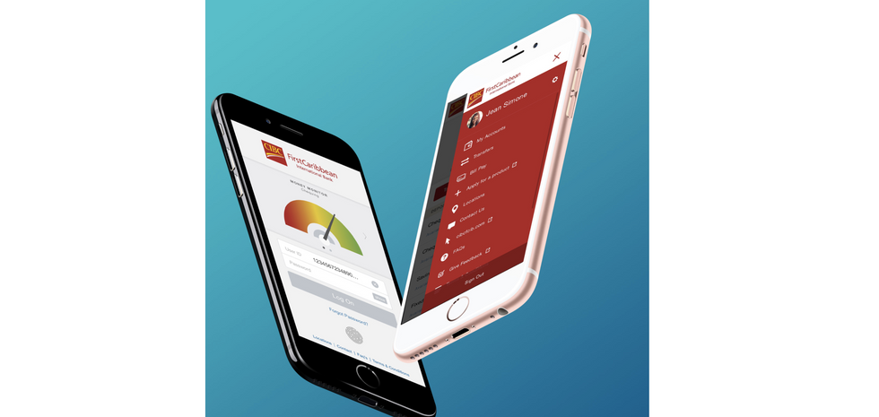 FCIB Award winning Mobile Banking App