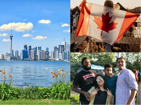 Toronto and Sahaja Yoga
