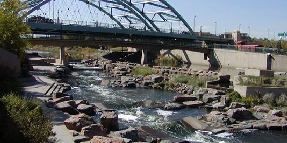 March Clean Up - S. Platte River (meet at REI)