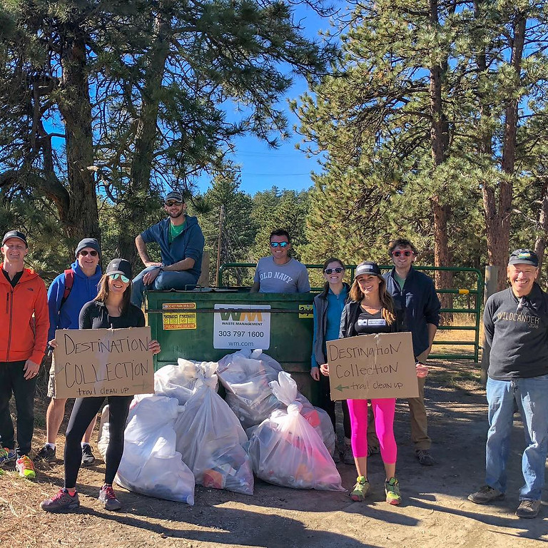 April Clean Up Hike - Lookout Mountain Park