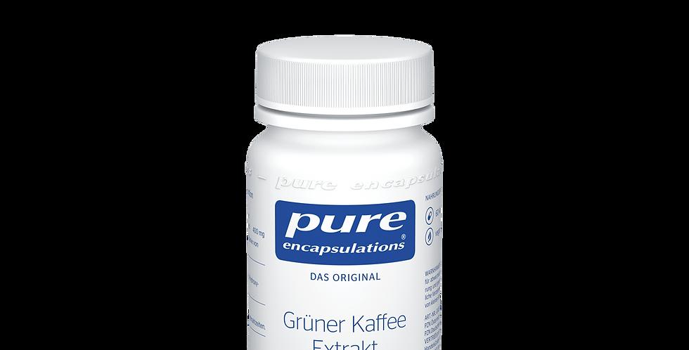 Grüner Kaffee Extrakt  Экстракт зеленого кофе