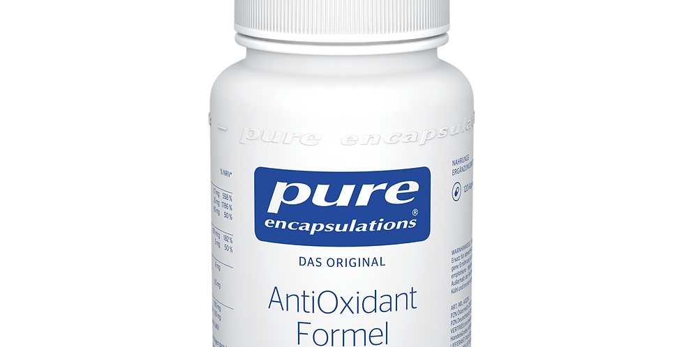 Antioxidant Formel  Антиоксидантная формула