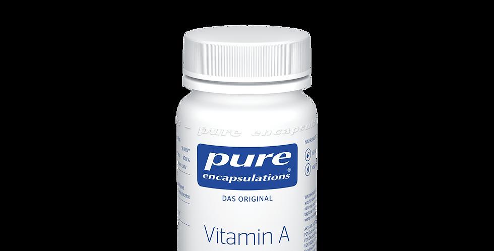 Vitamin A  Витамин А