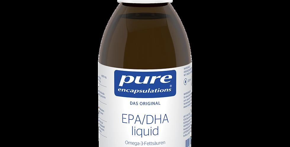 EPA/DHA Liquid  Жирные кислоты EPA и DHA в форме капель