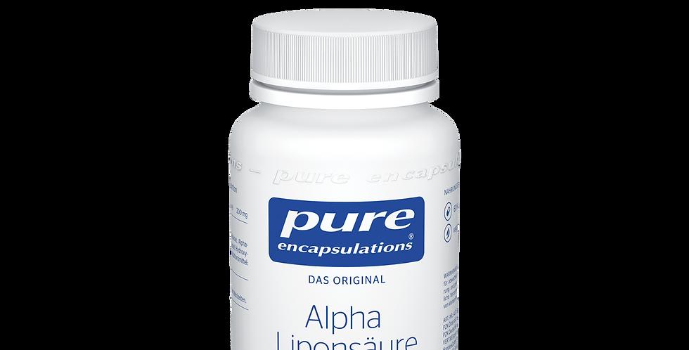 Alpha Liponsäure  Альфа-липоевая кислота