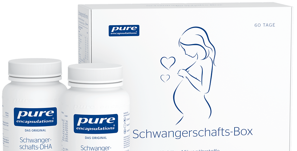 Schwangerschafts-Box  Бокс для беременных