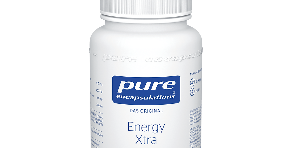 Energy Xtra Энергия екстра