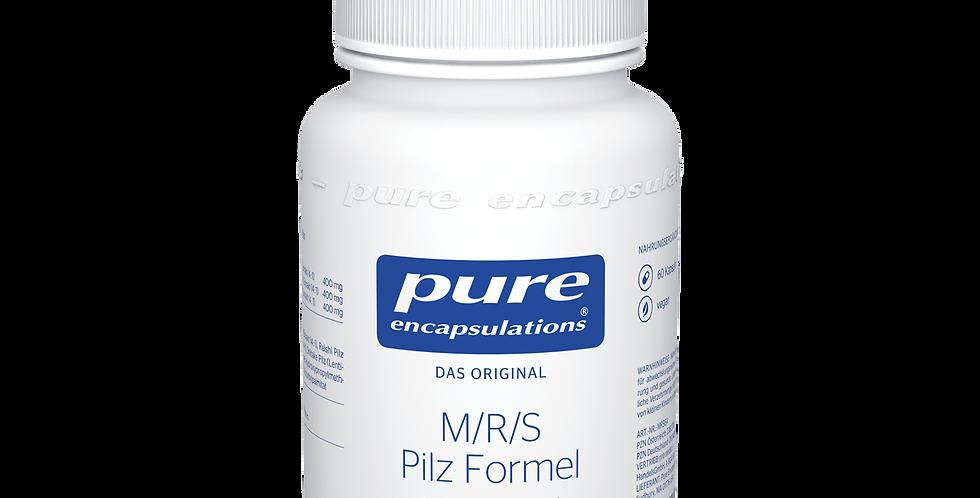 M/R/S Pilz Formel Формула грибов: Майтаке, Рейши, Шмитаке