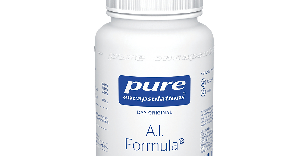 A.I. Formula Формула с растительными экстрактами