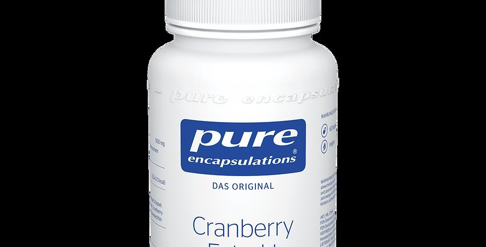 Cranberry Extrakt  Экстракт клюквы