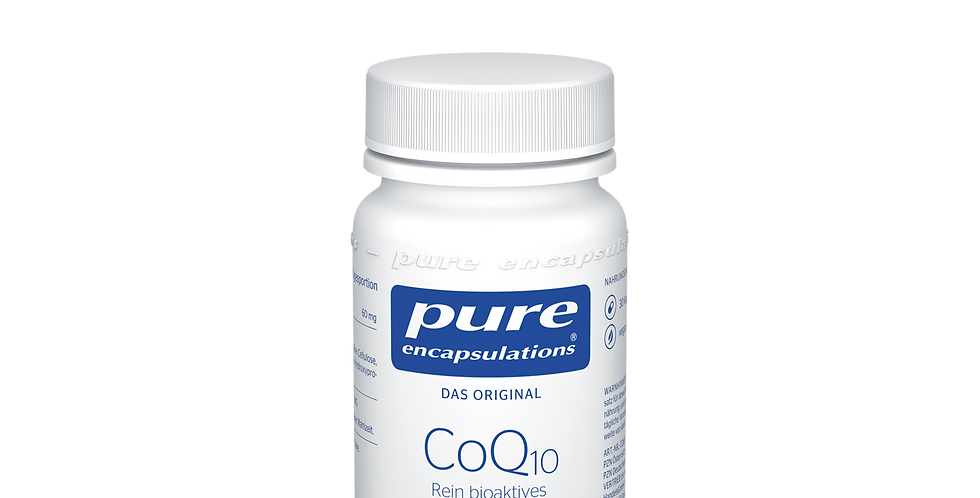 Coenzym Q10 60 mg   Коэнзим Q10  60 мг