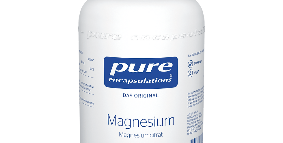 Magnesium Магний (Цитрат)