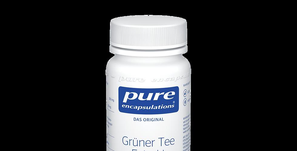 Grüner Tee Extrakt  Экстракт зеленого чая