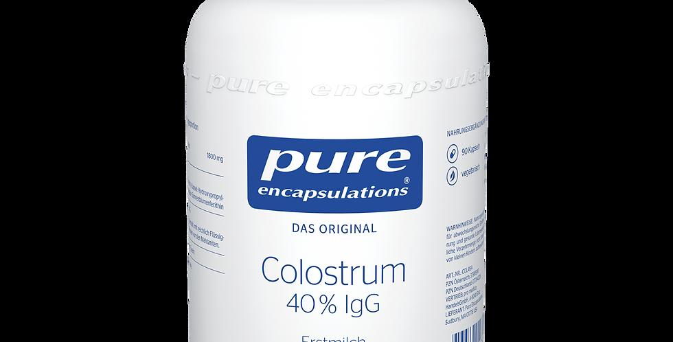 Colostrum 40% IgG  Молозиво 40% иммуноглобулинов