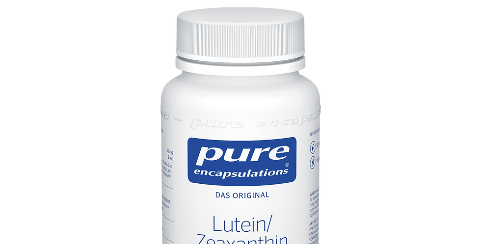 Lutein / Zeaxanthin  Лютеин и зеаксантин