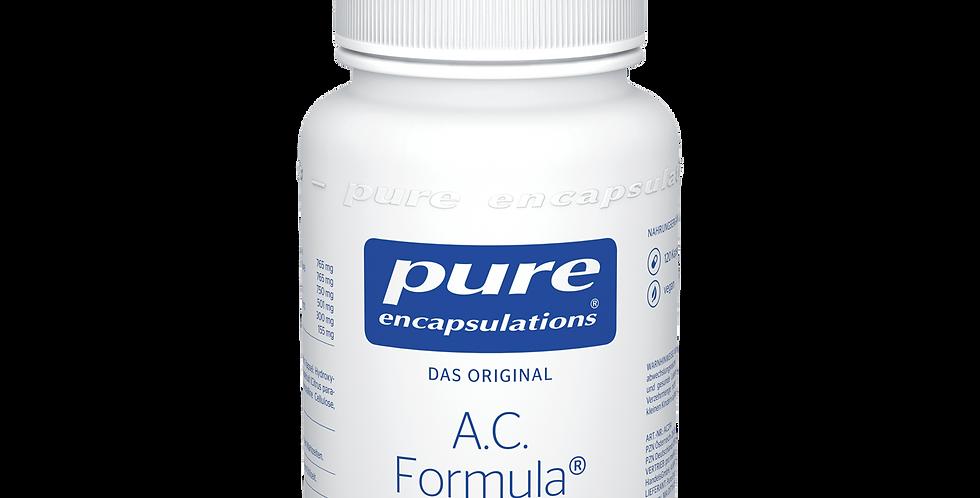 A.C.Formula  АС формула