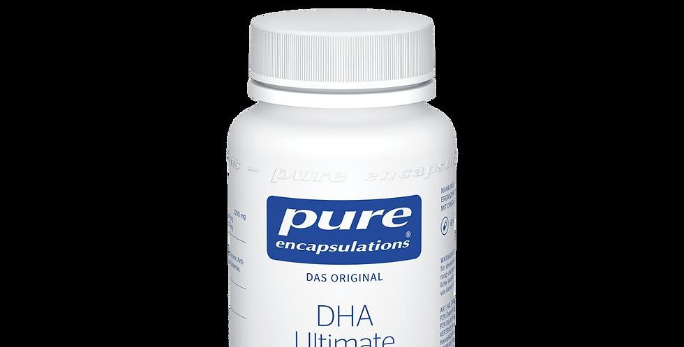 DHA Ultimate  Омега-3 жирные кислоты DHA ультимейт