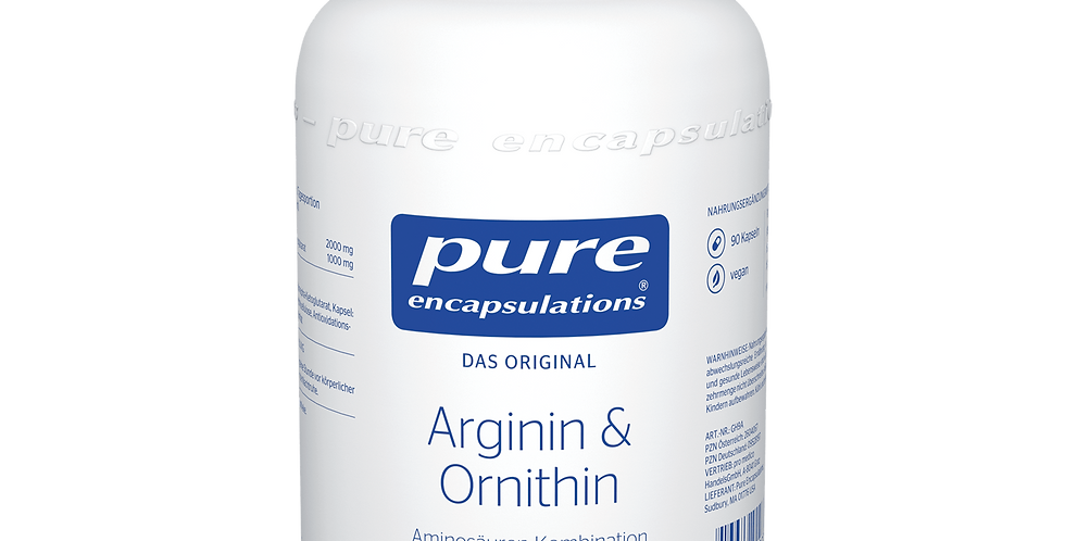 Arginin Ornithin  Аргинин и орнитин